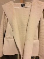 Women's sweater coat
