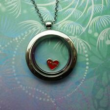 Stainless Steel Charm Family & Friends Fashion Necklaces & Pendants