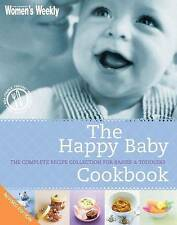 The Happy Baby Cookbook by Bauer Media Books (Hardback, 2012)