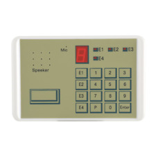 Phone Wired Auto Dialer Safety Alarm System Burglar Security 20 second For Home