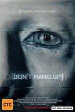 Don't Hang Up (DVD, 2017)