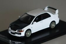 Mitsubishi Lancer Evolution IX weiß/schwarz 1:43 Vitesse 29371 neu & OVP