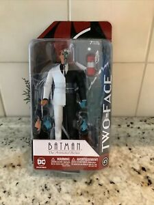 DC Collectibles Batman The Animated Series TWO-FACE Red Card #45 Action Figure
