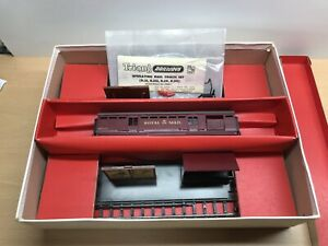 TRIANG R323 OPERATING ROYAL MAIL COACH for Series 3/Super 4. boxed