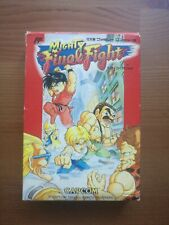 Mighty Final Fight NES Capcom Nintendo Famicom jap