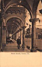 Postcard Street Arcade in Venice, California~111751