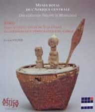 BOEK : Statuettes et Culte du Sud-Ouest  du Congo (afrikaans beeld,statue africa