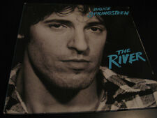 Bruce Springsteen The River Columbia 36854 Stereo LP Vinyl Record LP