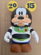 "Disney 3"" Vinylmation - 2015 Eachez, DLR Disneyland Goofy Common"