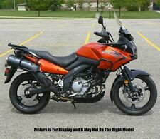 Suzuki V-Storm DL650 DL 650 Bike Service Manual Shop Repair Motorcycle 2004-2011