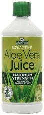 Aloe Pura Aloe Vera Gel Juice Maximum Strength 1L (1 LITRE)
