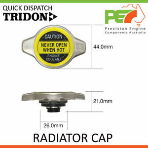 New * TRIDON * Radiator Cap For Toyota Hilux TGN16R GGN15R GGN25R 2.7L