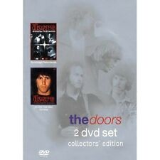 THE DOORS 2 DVD SET - SOUNDSTAGE PERFORMANCES / NO ONE HERE GETS OUT ALIVE