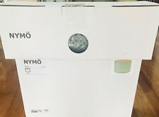 """Ikea NYMÖ Lamp Perforated Shade Green/Brass 17"""" Brand NEW in Box. Rare color!"""