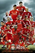 POSTER Liverpool The Reds