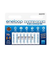 8 x sanyo Eneloop batería aa-para Siemens Gigaset 3000 Comfort terminal móvil Bonus Pack
