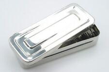 ACCIAIO inossidabile casella per memorizzare Piercing Corpo strumenti & GIOIELLI * NUOVA * CE