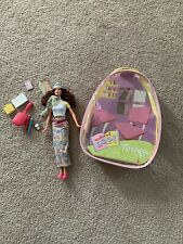 School Cool Teresa Friend Of Barbie Backpack Euc