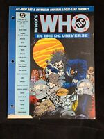 who's who in the DC Universe 8 April 1991 Dc Comics