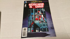 New Suicide Squad: Futures End # 1 3D Lenticular Motion Cover (Dc, 2014)