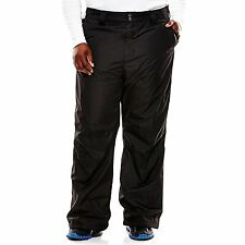 ZeroXposure Ski/Snow Pant J67720 Black Size 3XL New with Tags $125