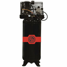 Chicago Pneumatic 5-HP 60-Gallon Dual-Voltage Two-Stage Air Compressor