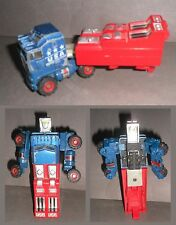 Vintage Camion Robot Made In Macau MC TOY - NO Transformers Gobots Optimus Prime