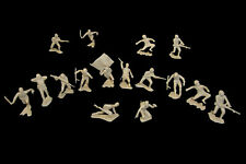 WWII Japanese Pacific Theater Iwo Jima Marx plastic toy soldiers FREE SHIPPING