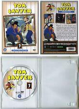 Vintage 1980 - DVD vidéo ''TOM SAWYER'' Volume 3 : épisodes 8 à 10
