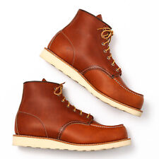 """Red Wing 875 6"""" Classic Moc Toe Boots Oro-Legacy - Size 13 2E"""