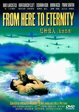 "NEW DVD "" From Here To Eternity "" Burt Lancaster"