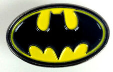 BATMAN - DC Comics & Animated Series - Classic Yellow Logo Imported Enamel Pin
