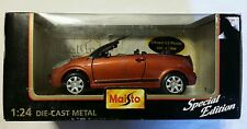 NEW Special Edition Maisto Diecast Die Cast Metal Citreon C3 Pluriel Convertible