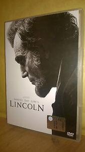 "FILM IN DVD : ""LINCOLN"" - Biografico, USA/India 2012"