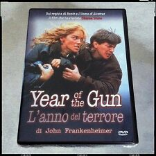 YEAR OF THE GUN DVD SIGILLATO Sharon Stone L'ANNO DEL TERRORE FUORI CATALOGO
