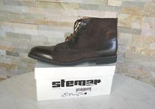 STEMAR Moreschi Talla 46 12 Botas Zapatos Botines Búfalo Nuevo Antiguo