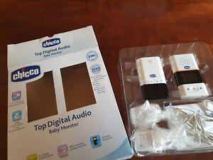 TOP DIGITAL Chicco Audio Baby Monitor