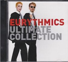 EURYTHMICS - ULTIMATE COLLECTION - CD - NEW -