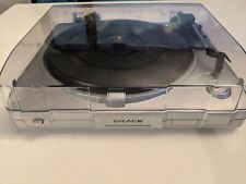 New listing Vintage Grace Digital Audio Vinyl Writer/Turntable With Needle! *Record Player