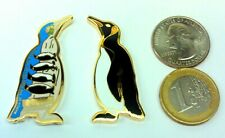 ~ March of the Penguins geocoin Penguin Unactivated Cute