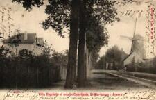 P215 ANTWERPEN : Caterheide molen, ongedeelde rugzijde