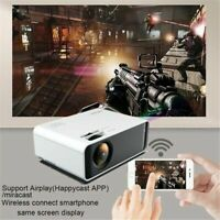 Smart Android IOS 1080P 3D LED 4K Wifi Video Home Theater Projector Cinema HDMI