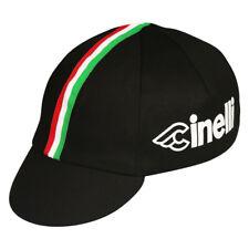 Pace Sportswear Cinelli Cycling Cap: Black