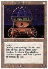 MTG Magic -  Revised - Mishra's War Machine  - Rare VO