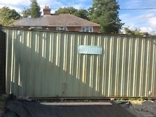 used 20ft shipping container