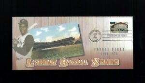 2001 New York City Legendary Baseball Forbes Field Stadium MBA First Day Cover