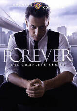 Forever: The Complete First Season (DVD, 2016, 5-Disc Set)