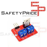 Controlador IRF520 PWM Mosfet 24V 5A Motor LED Luces Arduino Raspberry Pi SP