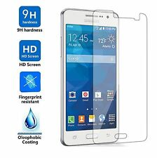 10 lot Tempered Glass Screen Protector Film Samsung Galaxy J7 metre pcs t-mobile