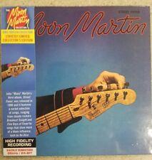 Street Fever by Moon Martin (John David Martin) CD Vinyl Replica Collection NEW